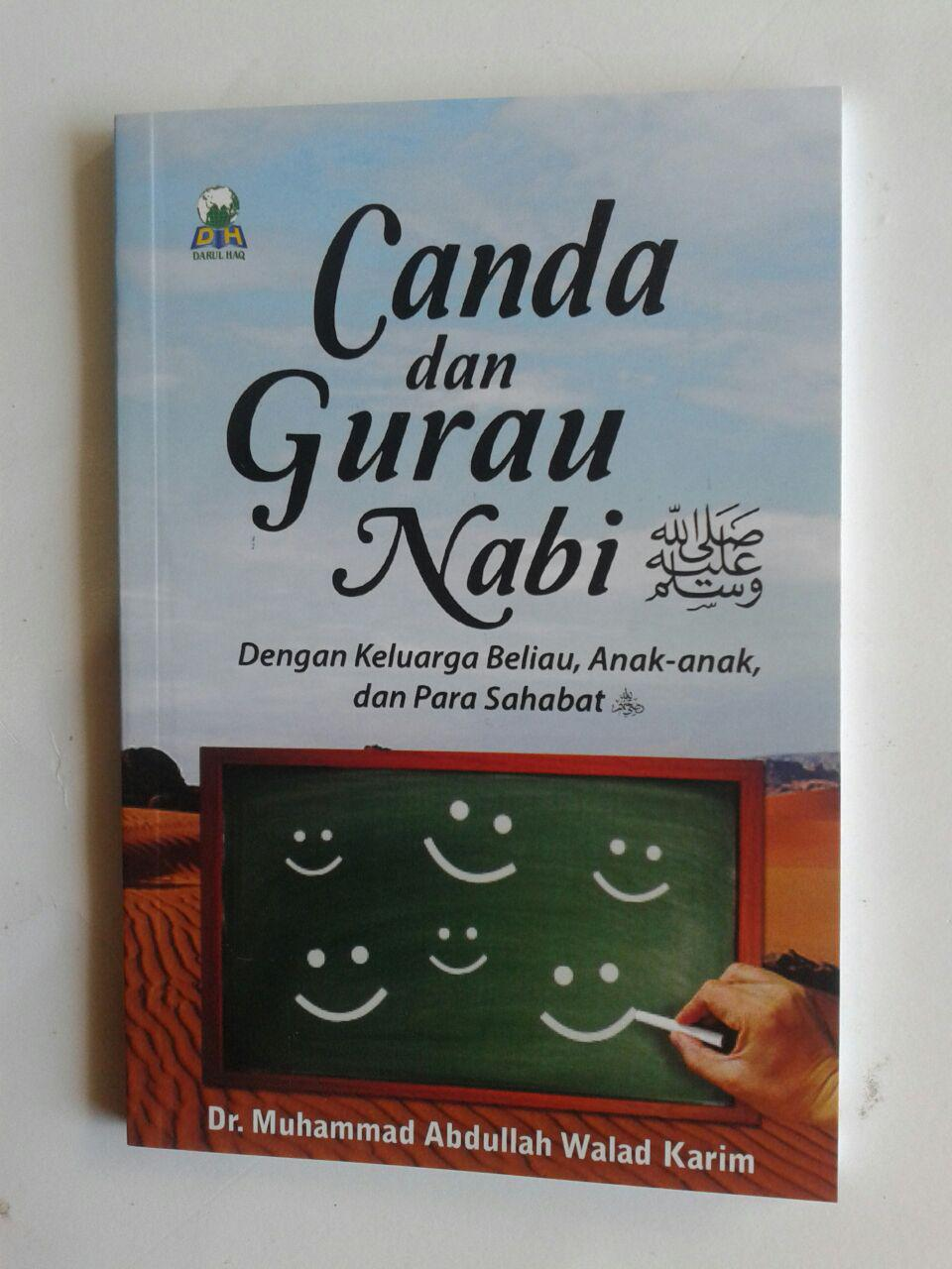 Buku Saku Canda Dan Gurau Nabi 9,000 15% 7,650 cover