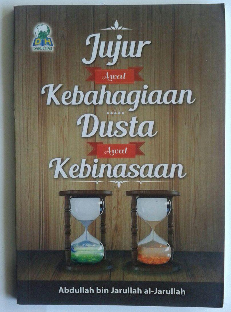 Buku Saku Jujur Awal Kebahagian Dusta Awal Kebinasaan cover 2
