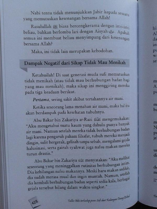 Buku Talbis Iblis Tipu Muslihat Perangkap Iblis isi