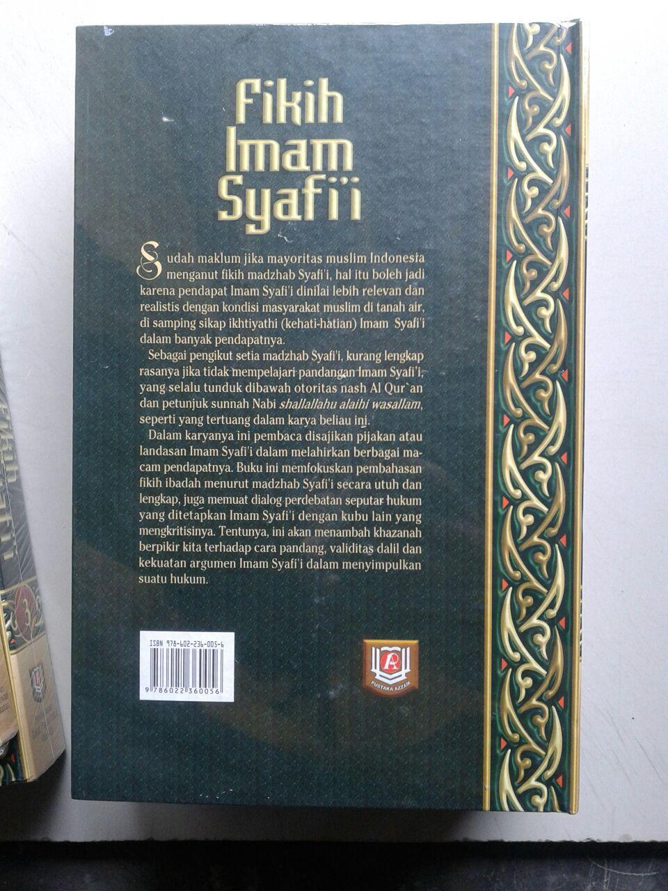 Buku Fikih Imam Syafi'i 1 Set 4 Jilid cover