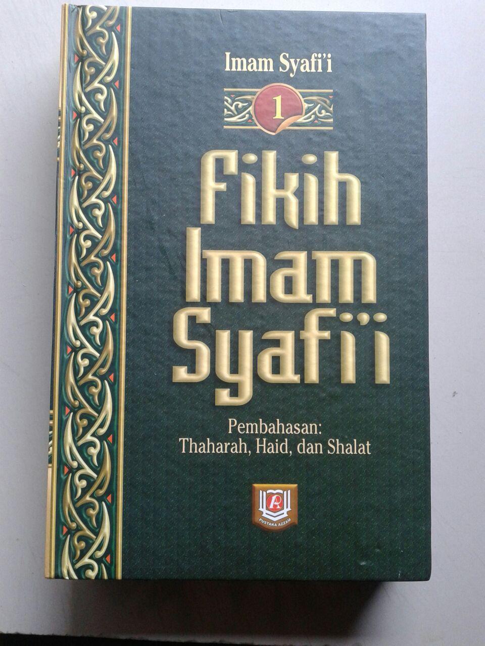 Buku Fikih Imam Syafi'i 1 Set 4 Jilid