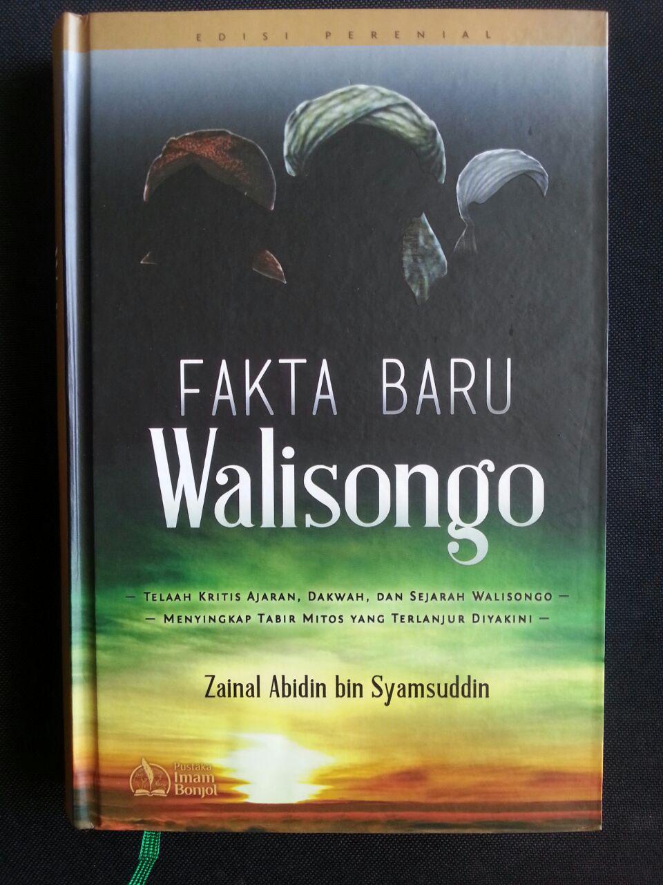 Buku Fakta Baru Walisongo cover 2
