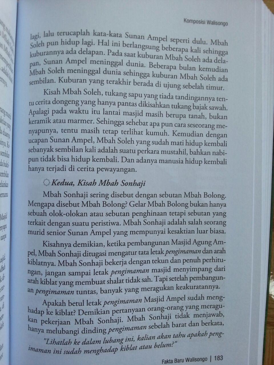 Buku Fakta Baru Walisongo isi 2