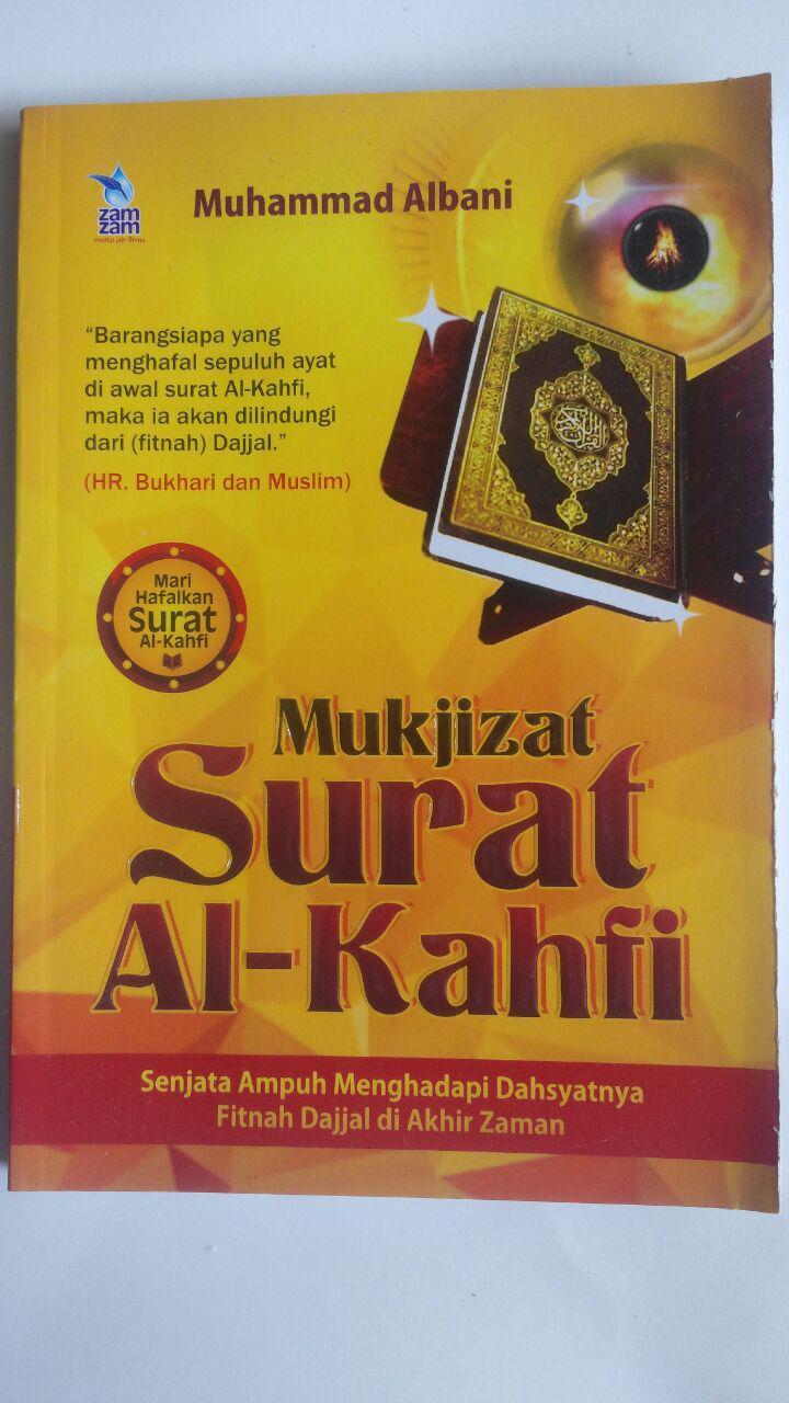Buku Mukjizat Surat Al-Kahfi cover 2