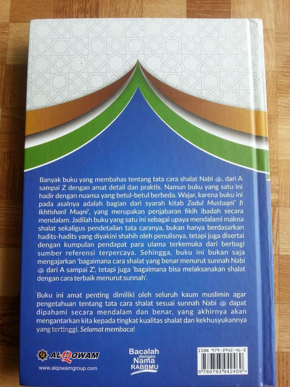 Buku Sifat Shalat Nabi Oleh Syaikh Utsaimin cover