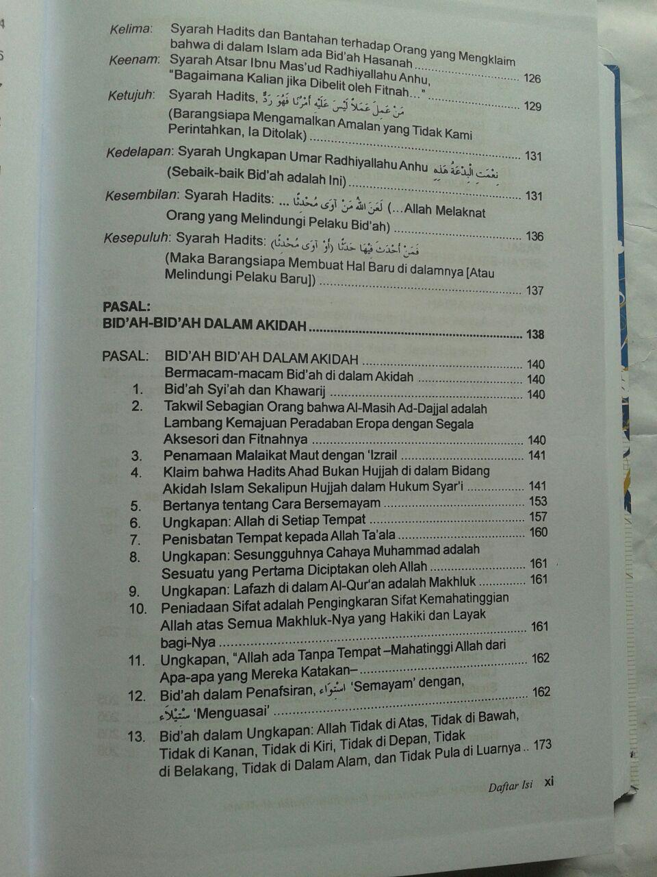 Buku Kamus Bid'ah Disarikan Dari Buku Buku Syaikh Al-Albani 240,000 20% 192,000 isi 4