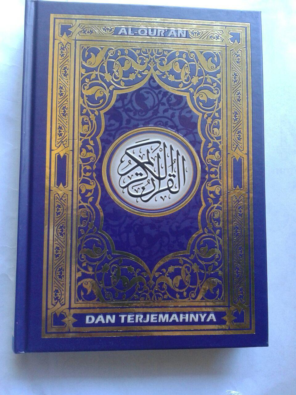 Al-Qur'an MushafDan Terjemahnya Ukuran A5 cover