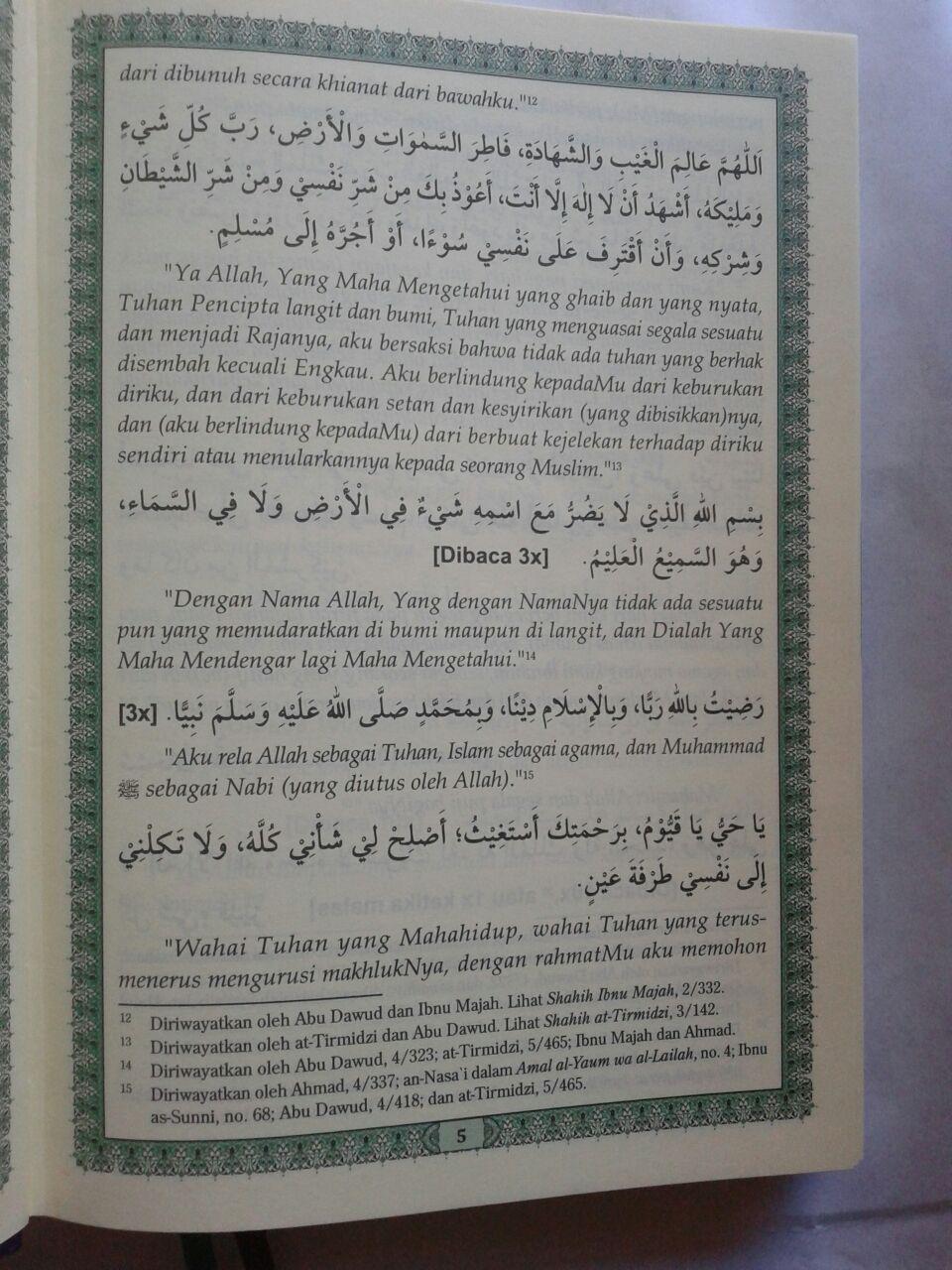 Al-Qur'an MushafDan Terjemahnya Ukuran A5 isi 2