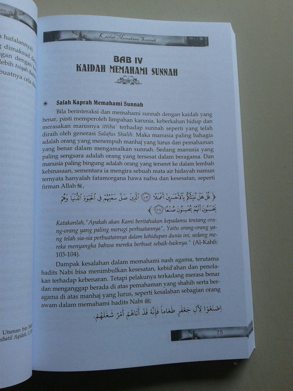 Buku Putih Ahlus Sunnah Wal Jamaah Menyingkap Penistaan Dan Penodaan isi 3