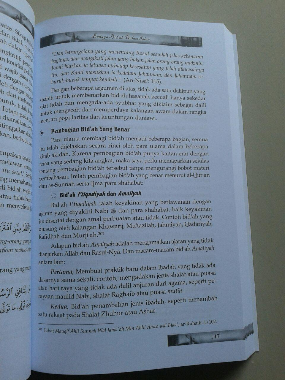 Buku Putih Ahlus Sunnah Wal Jamaah Menyingkap Penistaan Dan Penodaan isi