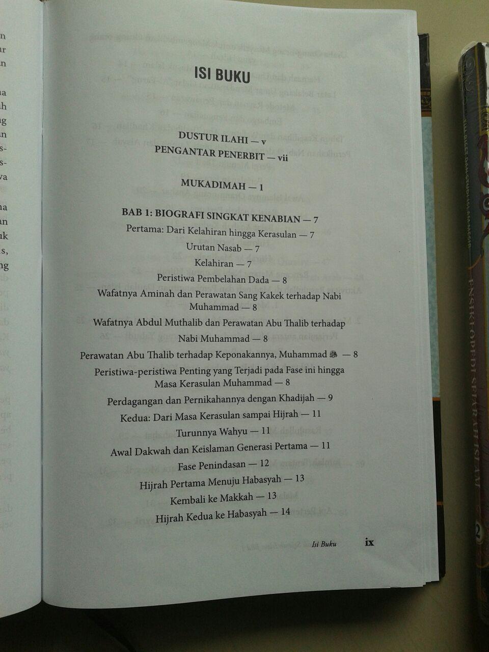 Buku Ensiklopedi Sejarah Islam Masa Kenabian-Daulah Mamluk set 2 Jilid isi 2