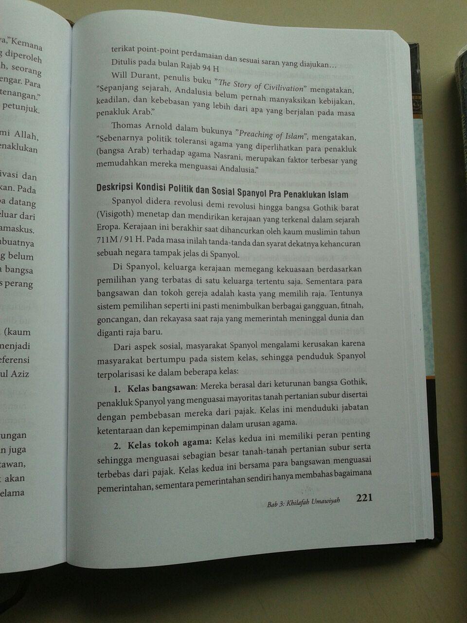 Buku Ensiklopedi Sejarah Islam Masa Kenabian-Daulah Mamluk set 2 Jilid isi 3