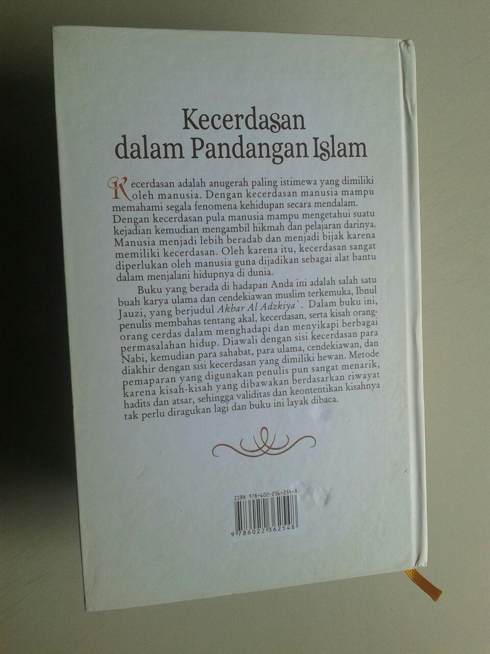 Buku Kecerdasan Dalam Pandangan Islam cover