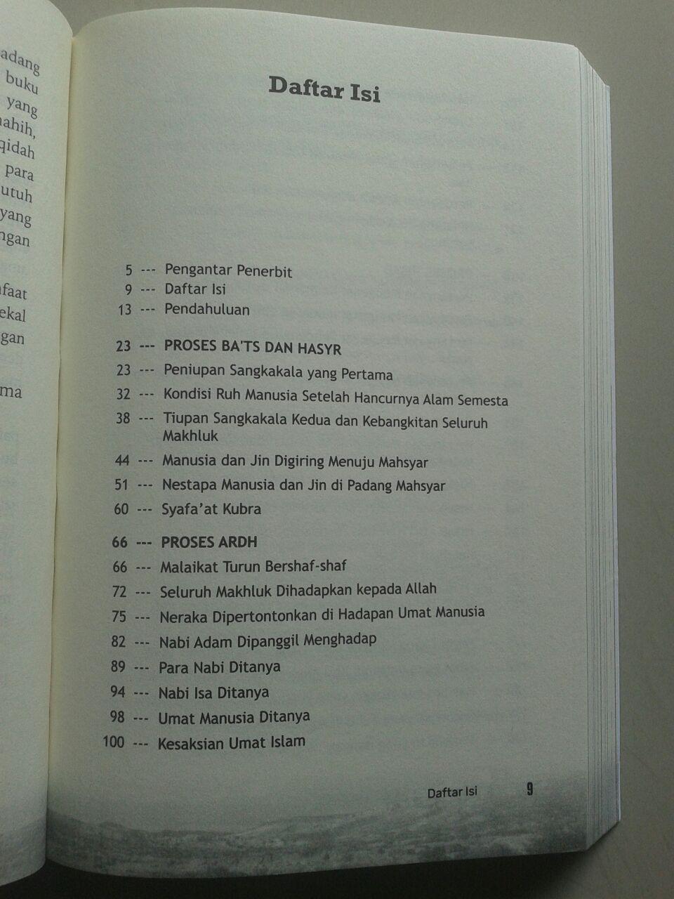 Buku Misteri Padang Mahsyar isi 2