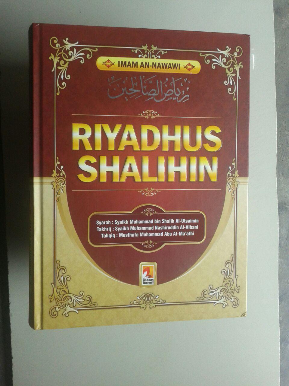 Buku Terjemah Riyadhus Shalihin cover 2