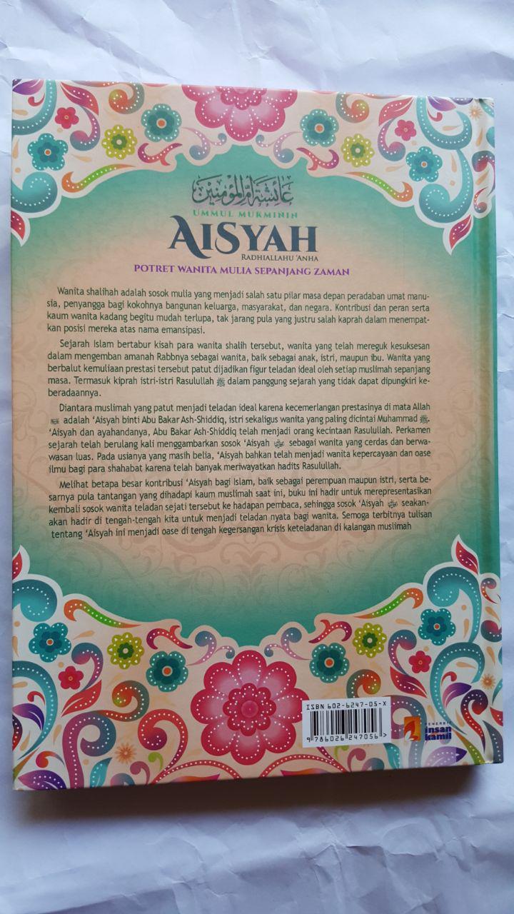 Buku Ummul Mukminin Aisyah Potret Wanita Mulia Sepanjang Masa cover 2