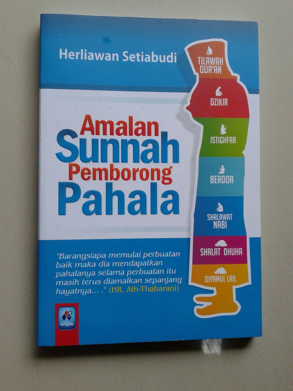 Buku Amalan Sunnah Pemborong Pahala cover 2