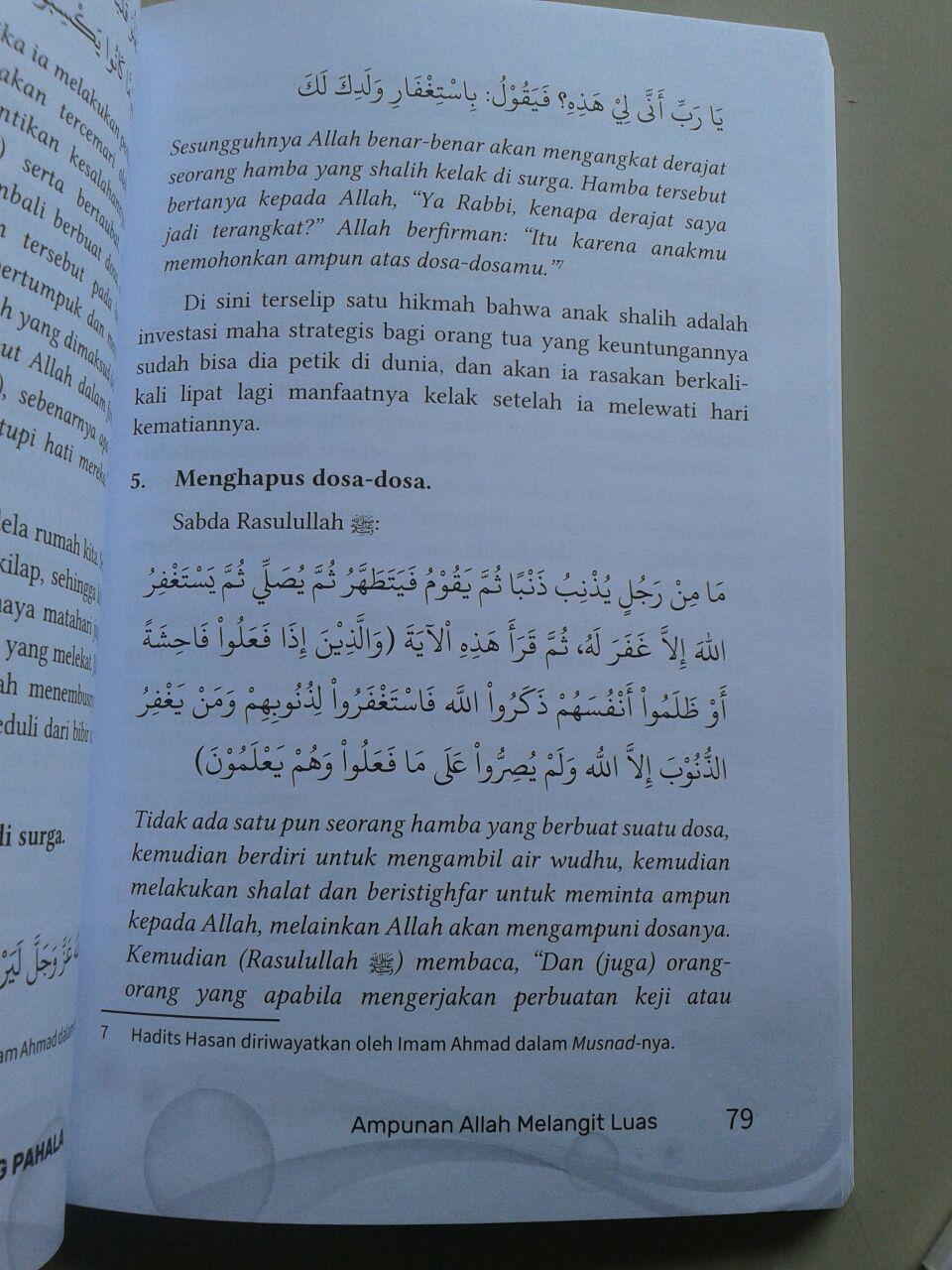 Buku Amalan Sunnah Pemborong Pahala isi 2
