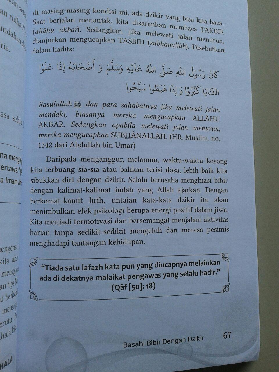 Buku Amalan Sunnah Pemborong Pahala isi 3