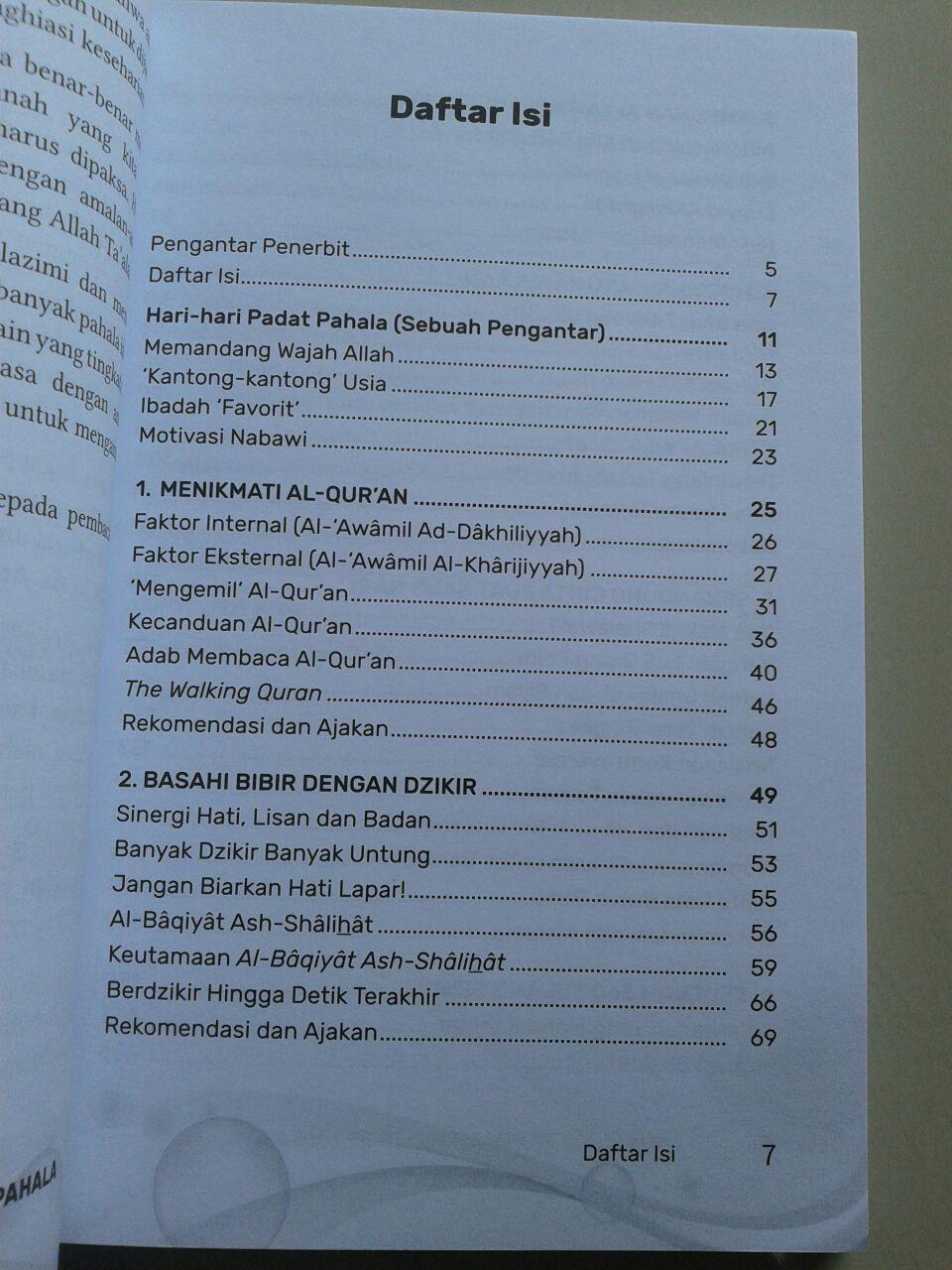 Buku Amalan Sunnah Pemborong Pahala isi