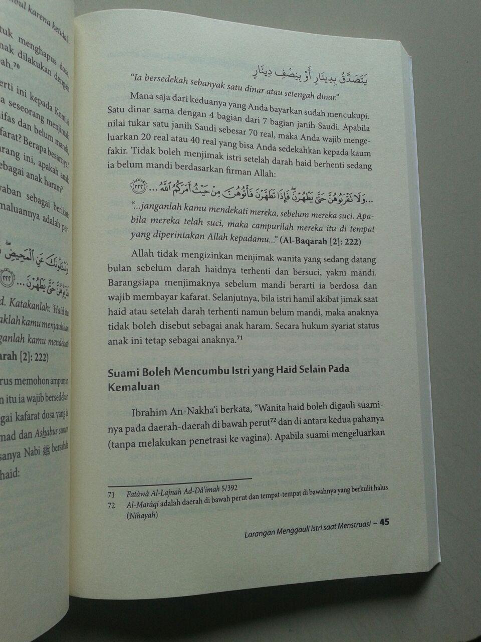 Buku Bahagiakan Aku Dengan Akhlakmu Adab Seputar Kehidupan Suami Istri isi 2