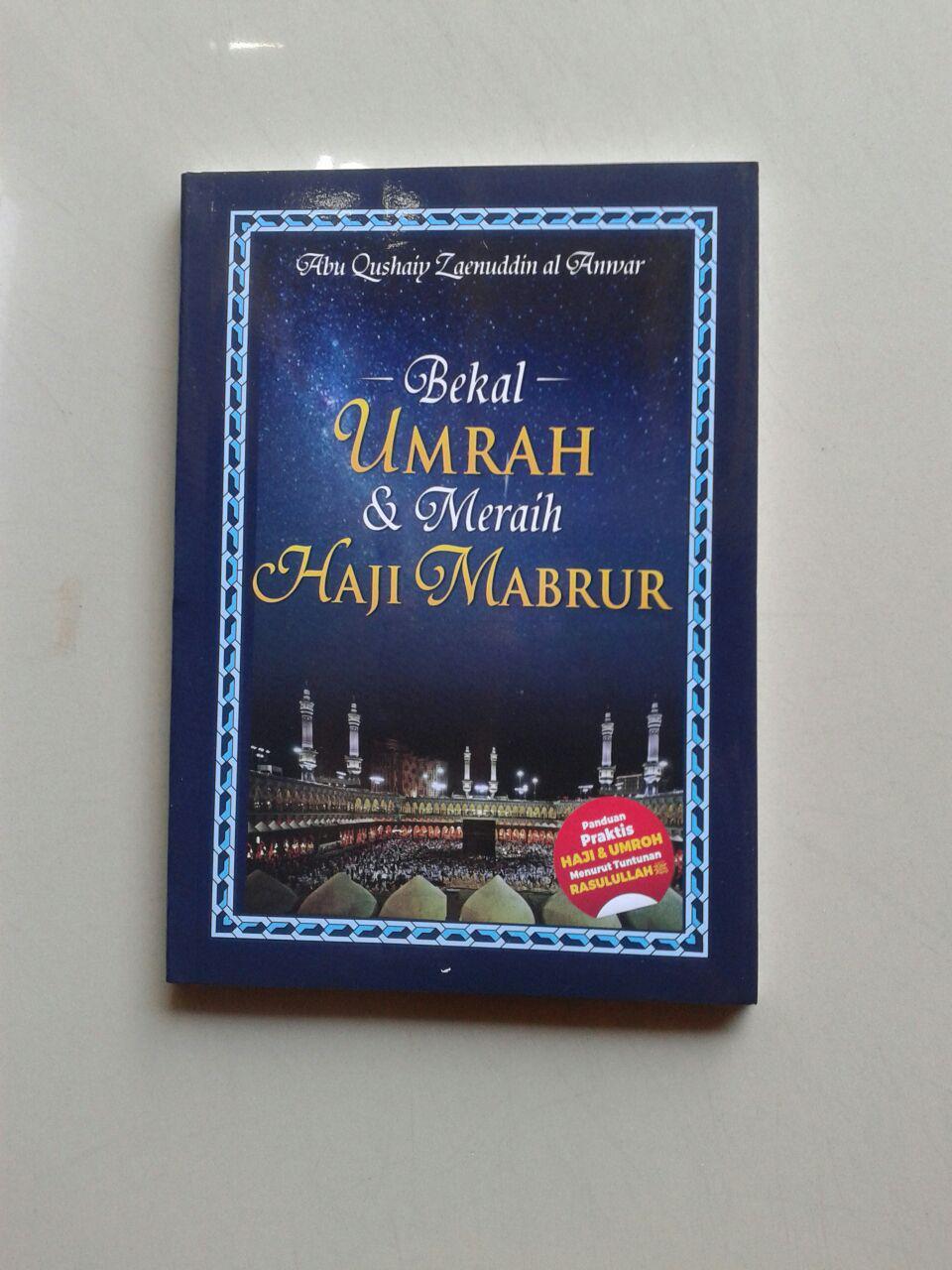 Buku Saku Bekal Umrah & Meraih Haji Mabrur cover 2