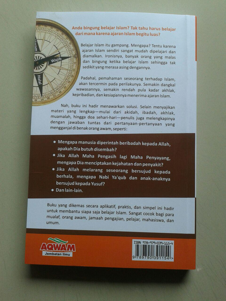 Buku Belajar Islam Untuk Pemula cover
