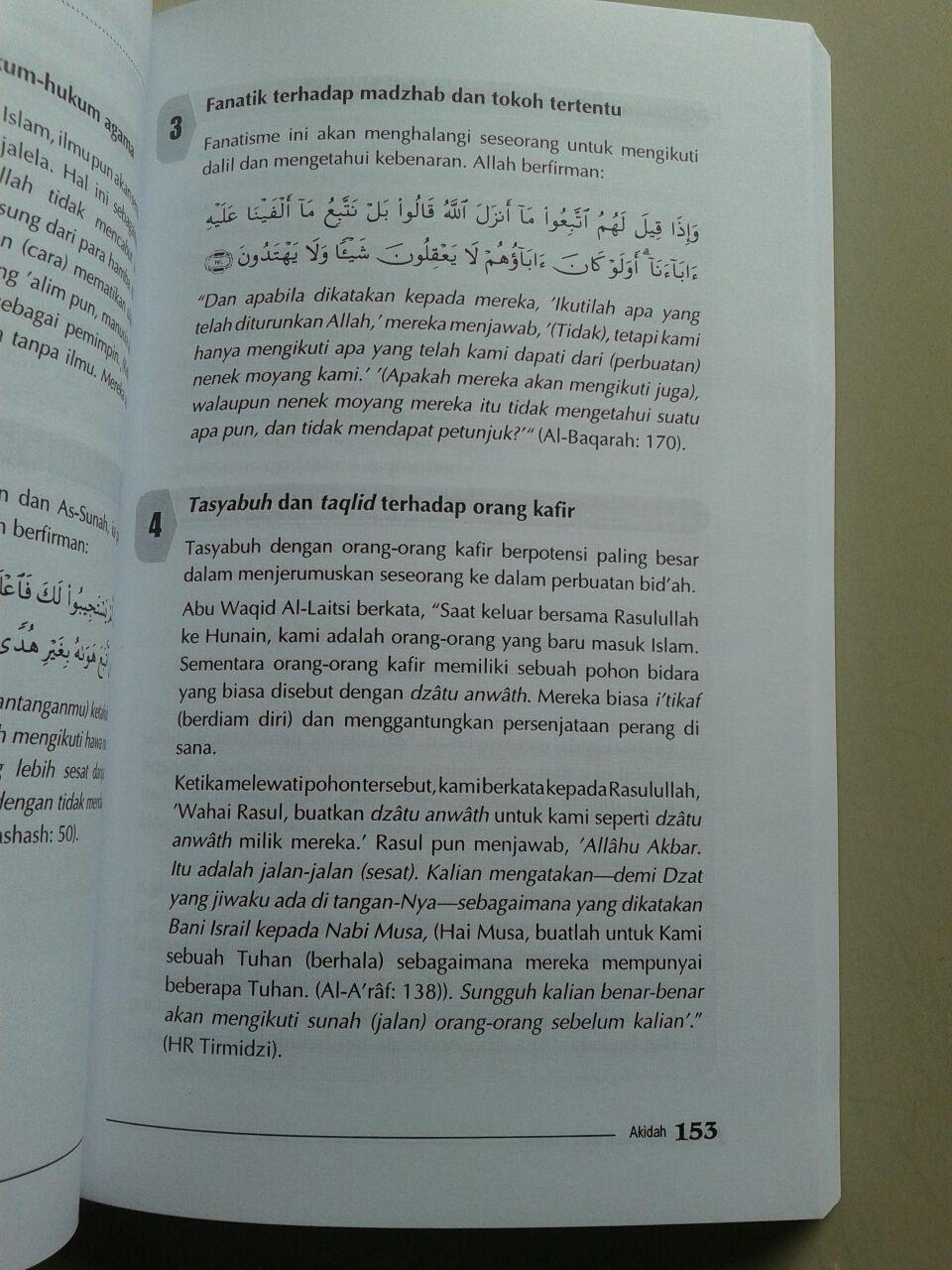 Buku Belajar Islam Untuk Pemula isi 2