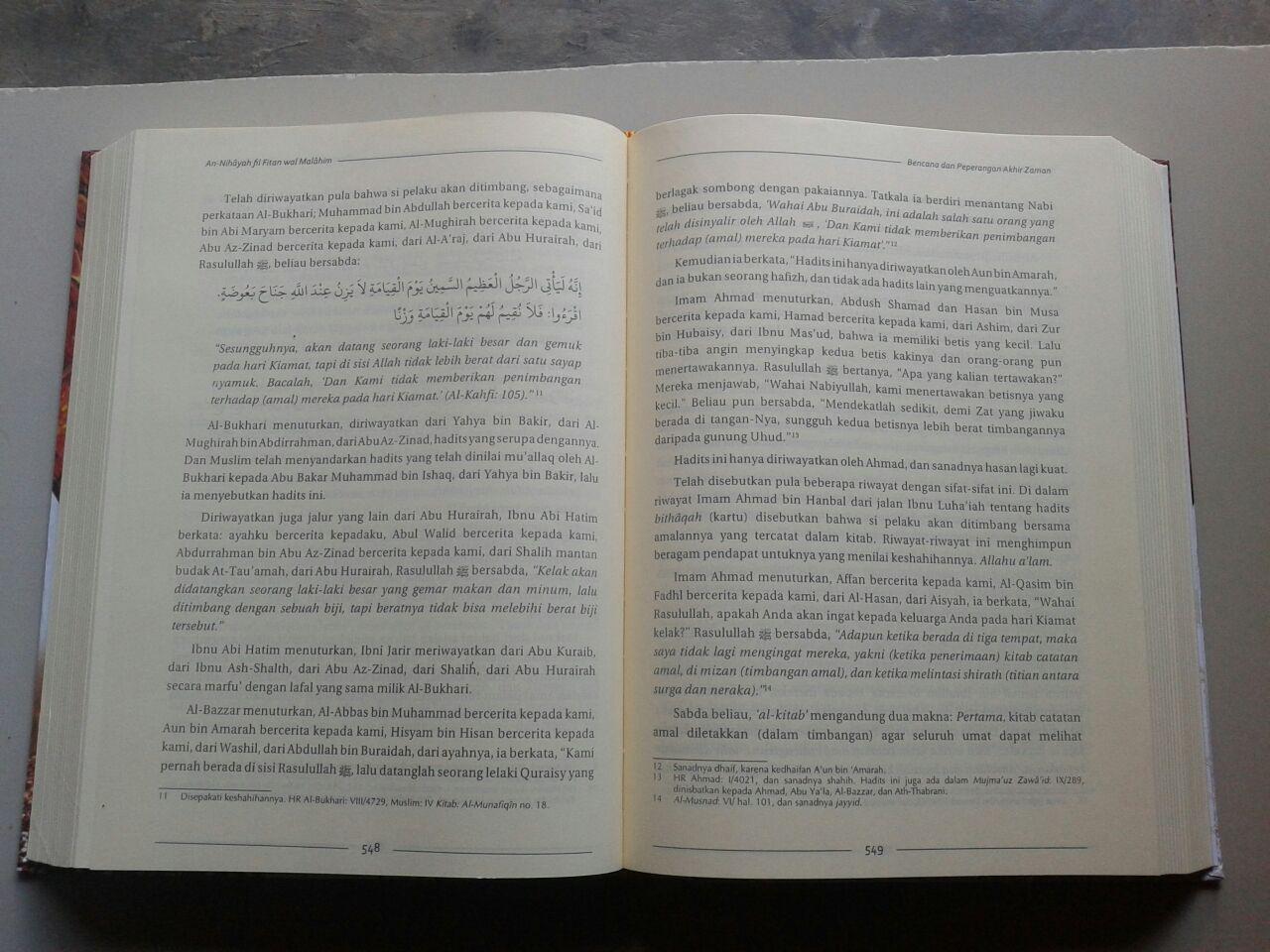 Buku Bencana & Peperangan Akhir Zaman Sebagaimana Rasulullah Kabarkan isi 4