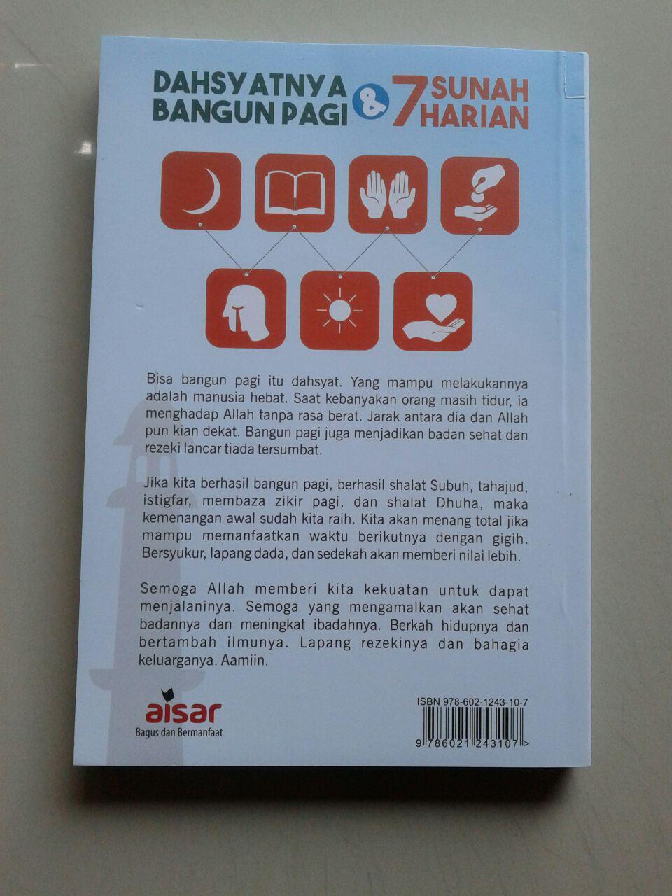 Buku Dahsyatnya Bangun Pagi & 7 Sunnah Harian cover 2