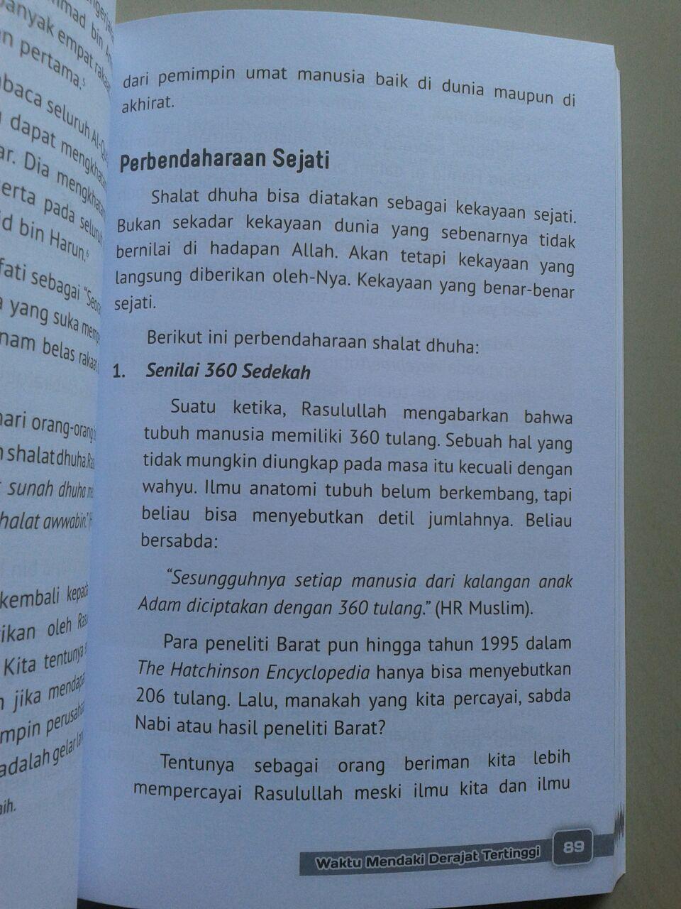Buku Dahsyatnya Bangun Pagi & 7 Sunnah Harian isi 2