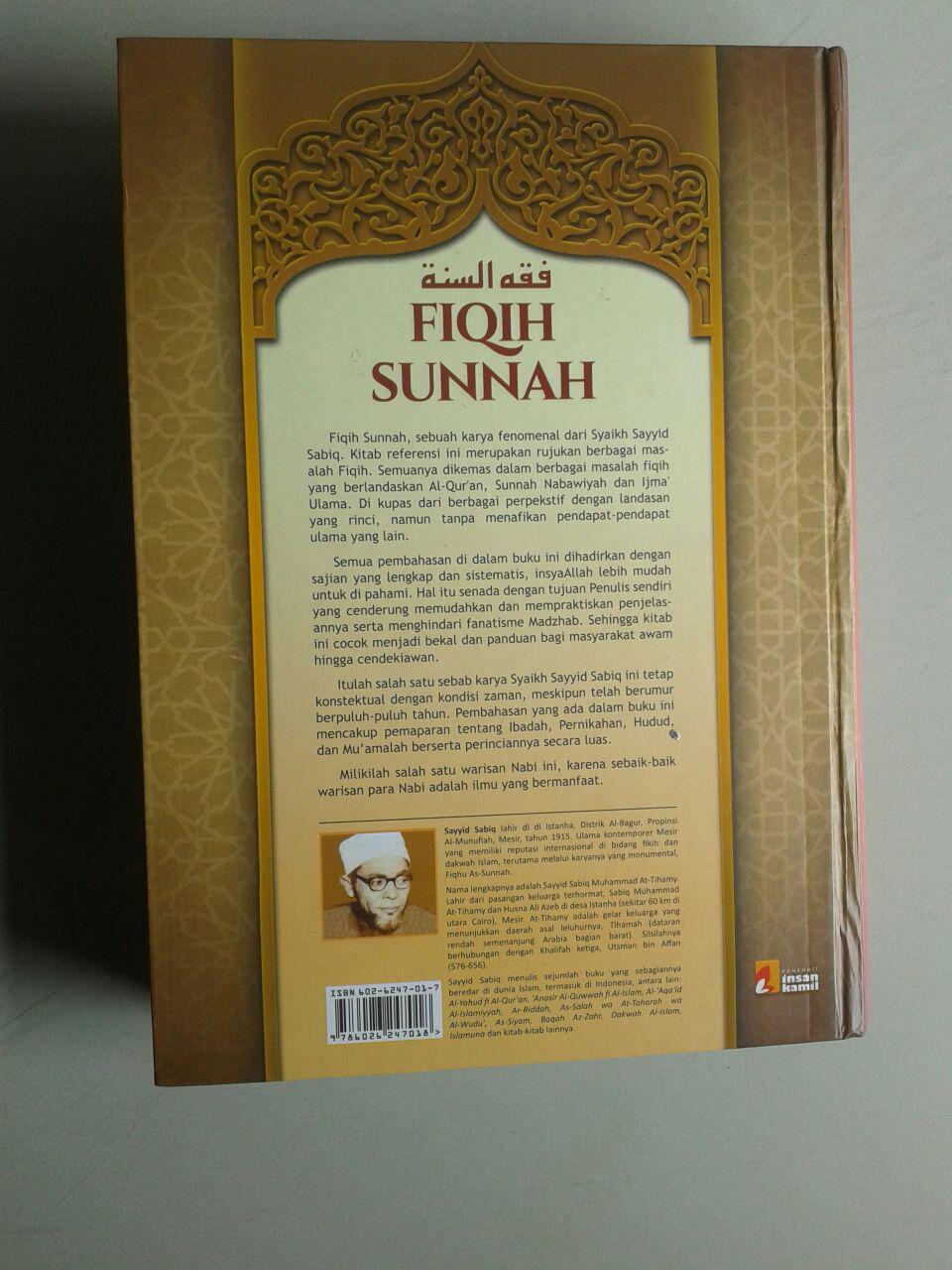 Buku Fiqih Sunnah Sayyid Sabiq Set 4 Jilid cover