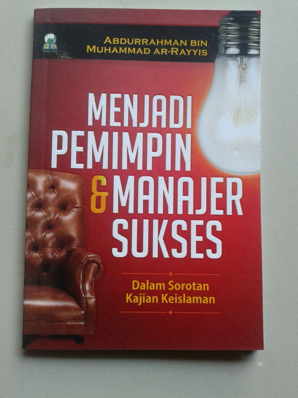 Buku Saku Menjadi Pemimpin & Manajer Sukses cover 2