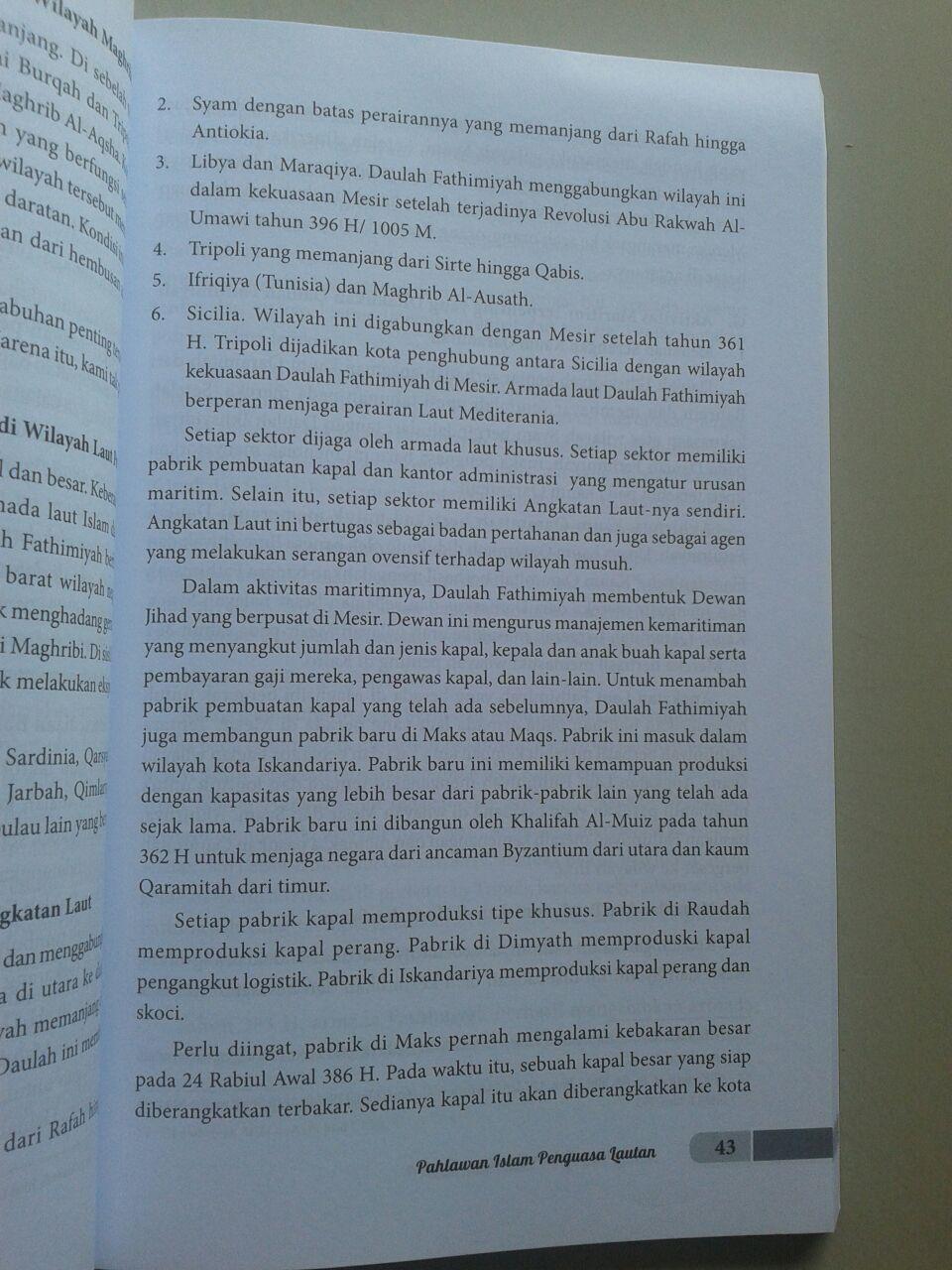 Buku Pahlawan Islam Penguasa Lautan isi 2