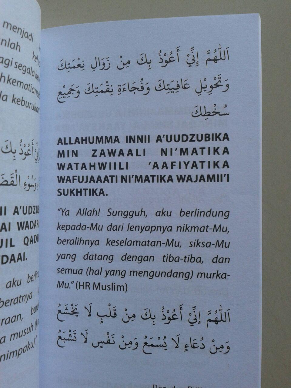 Buku Saku Panduan lengkap Haji & Umrah Sesuai Sunnah isi 2