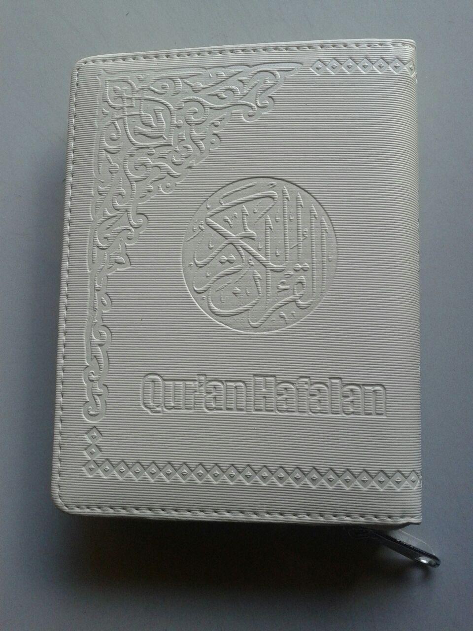 Al-Qur'an Hafalan Mushaf Rit Ukuran A6 cover