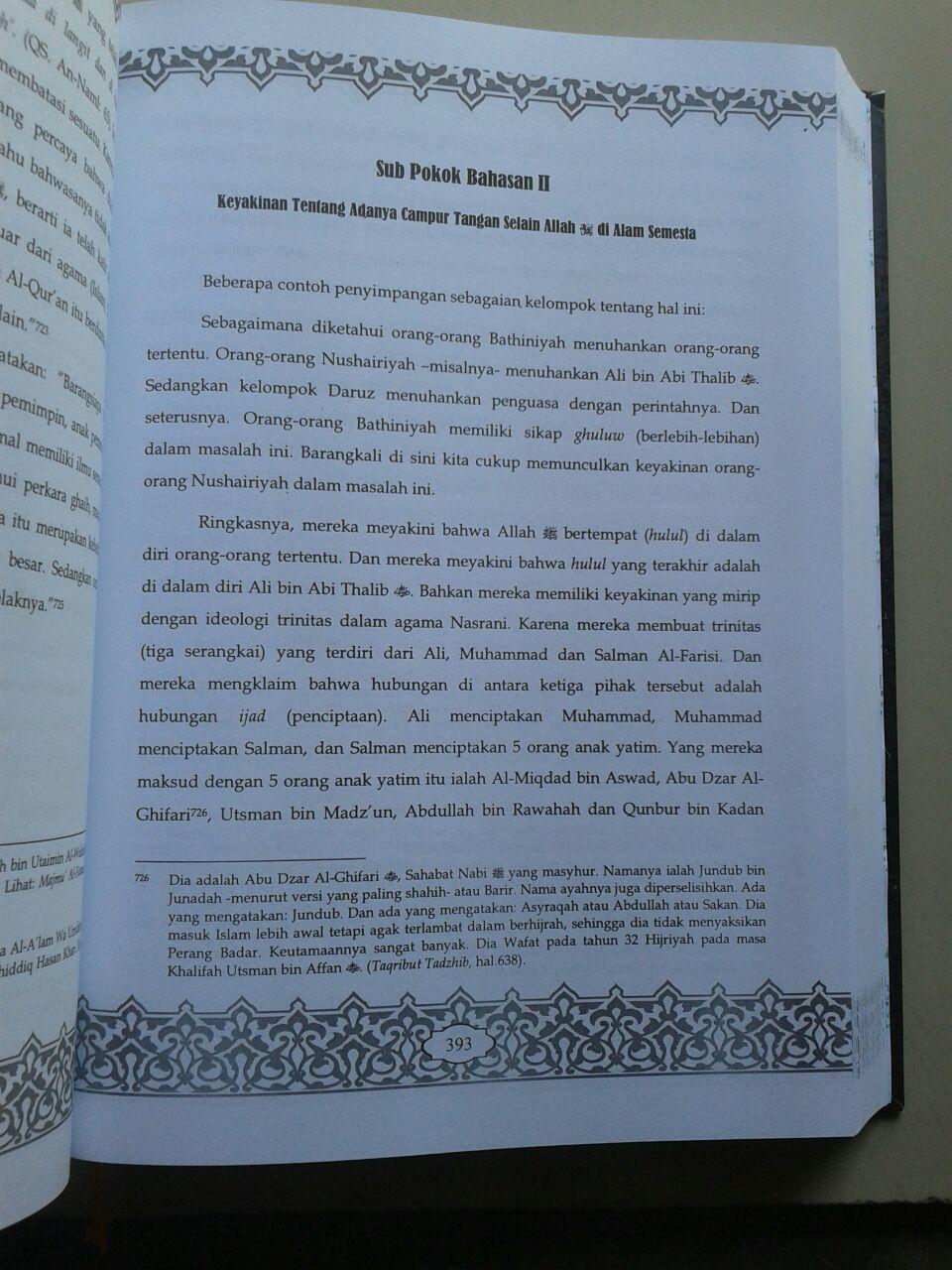 Buku Sunnah Tarkiyah Yang Sunnah Untuk Ditinggalkan isi 2