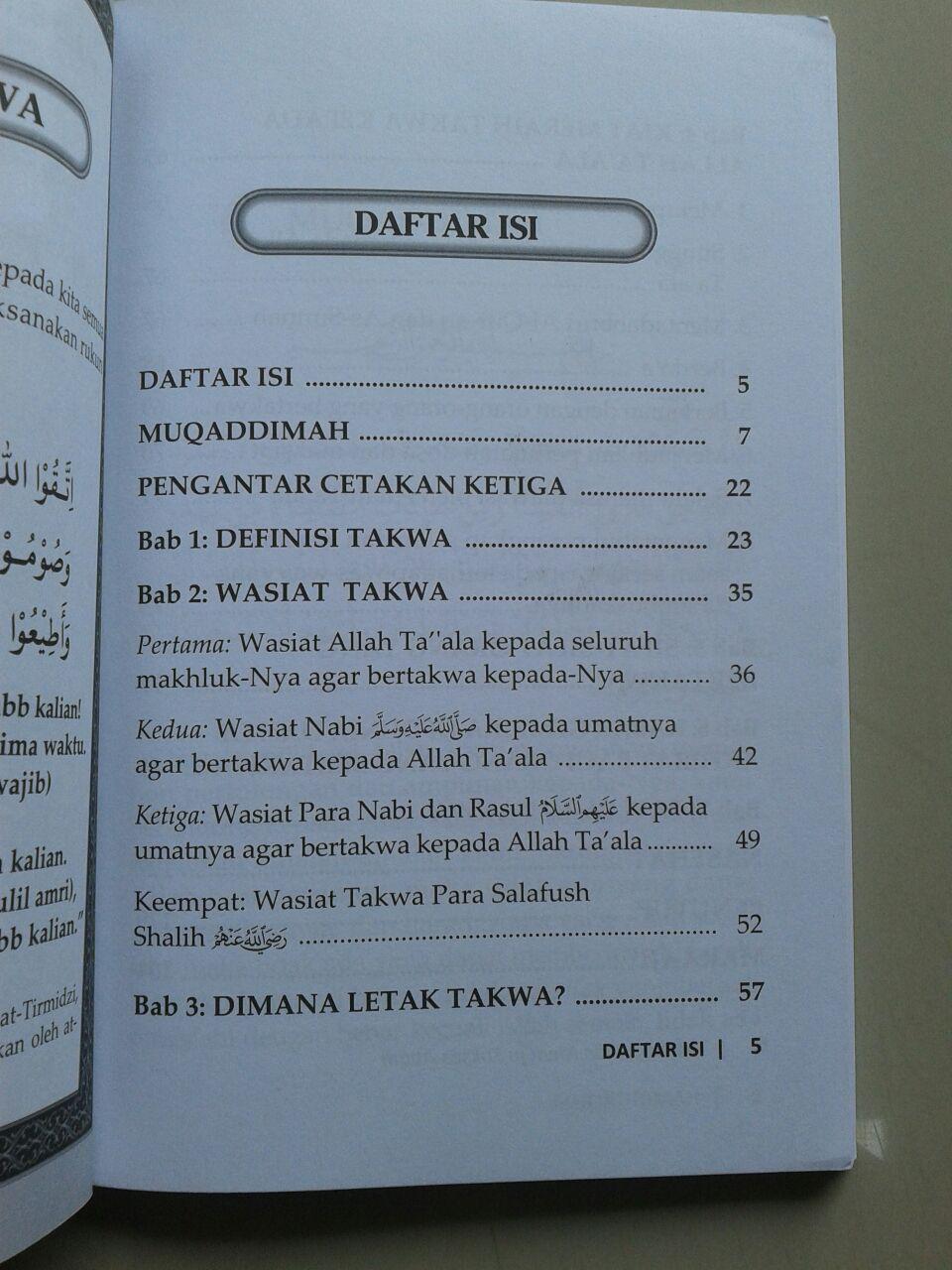 Buku Takwa Jalan Sukses Abadi isi 2