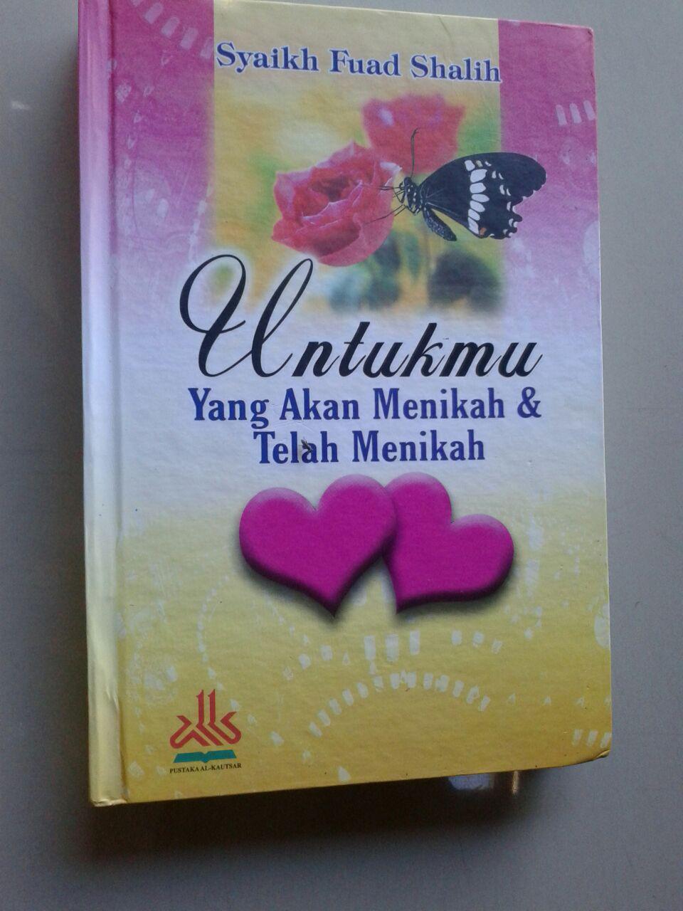 Buku Untukmu Yang Akan Menikah & Telah Menikah cover 2