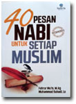 Buku 40 Pesan Nabi Untuk Setiap Muslim