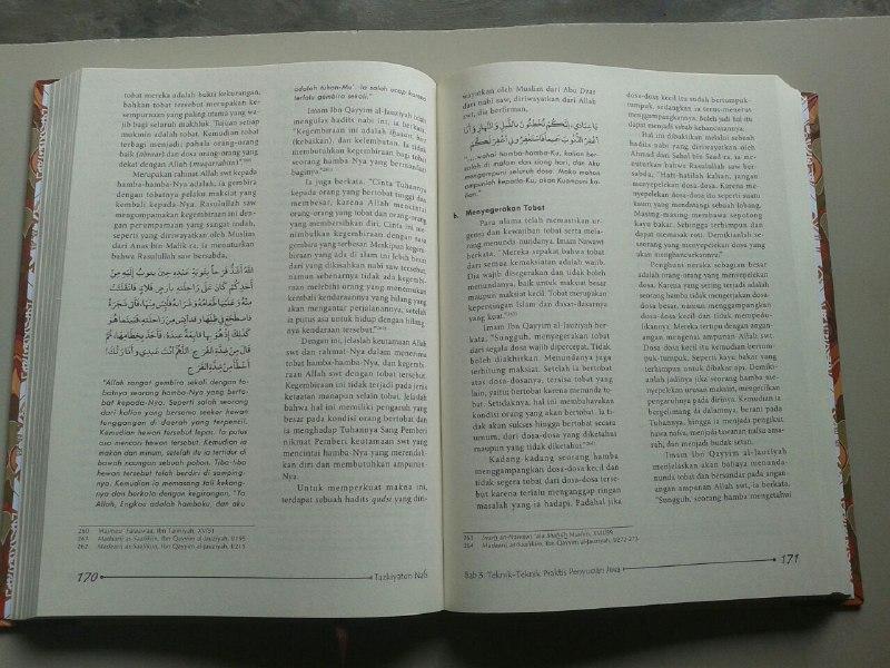 Buku Tazkiyatun Nafs Gelombang Energi Penyucian Jiwa isi