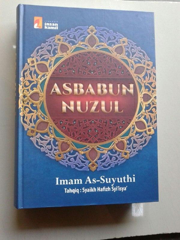 Buku Asbabun Nuzul cover