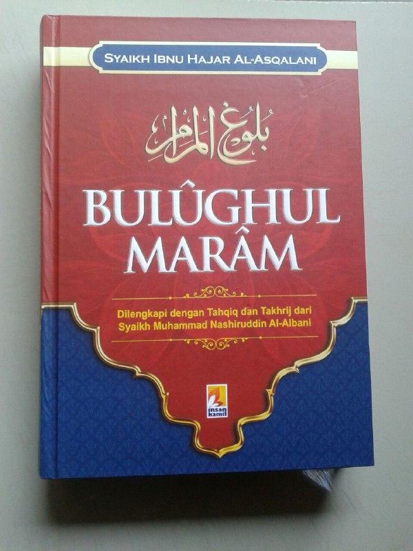 Buku Bulughul Maram Dilengkapi Tahqiq Dan Tahkhrij Dari Syaikh Albani cover