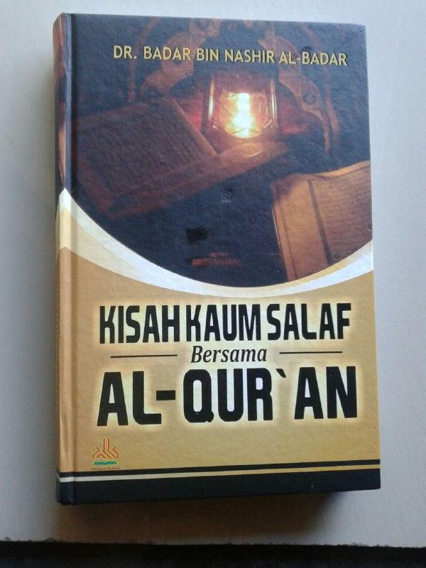 Buku Kisah Kaum Salaf Bersama Al-Qur'an cover 2