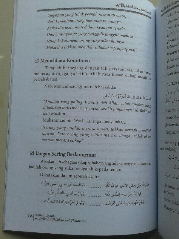 Buku Mendidik Jiwa Pintar Bersosial Secara Islami isi 3