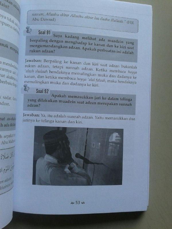 Buku Shalatku Sudah Benar Belum? isi 2