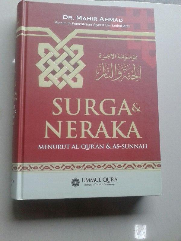Buku Surga & Neraka Menurut Al-Qur'an & As-Sunnah cover 2
