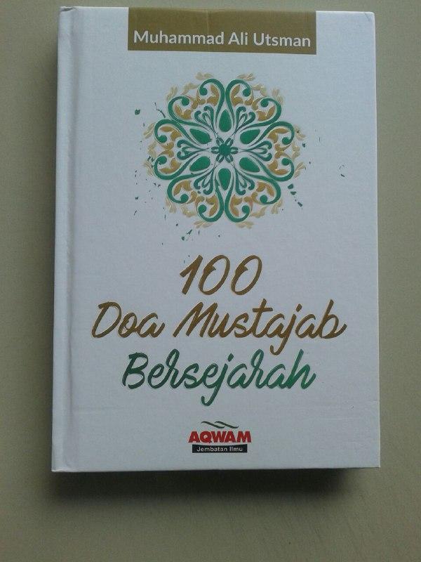 Buku 100 Doa Mustajab Bersejarah cover