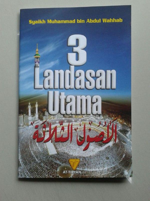 Buku 3 Landasan Utama Al-Utsul Ats-Tsalatsah cover