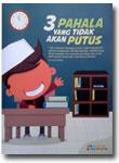 Buku Tulis Islami Cover 3 Pahala Yang Tidak Akan Putus